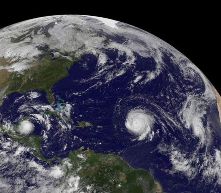 Image: Hurricanes