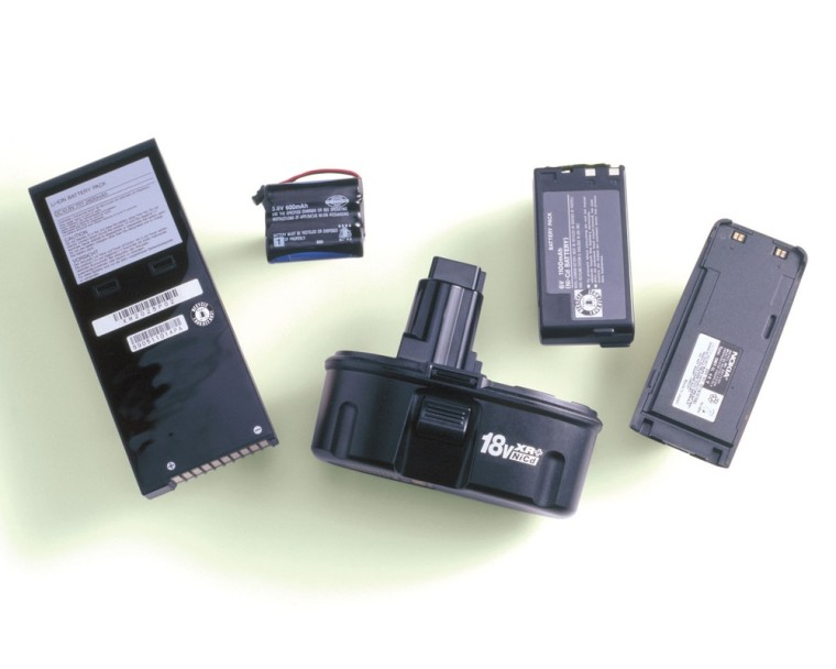 Image: Rechargeable batteries