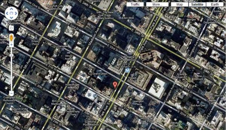 Clicking on a street name in a map could be one way to establish more secure passwords, a computer scientist says.