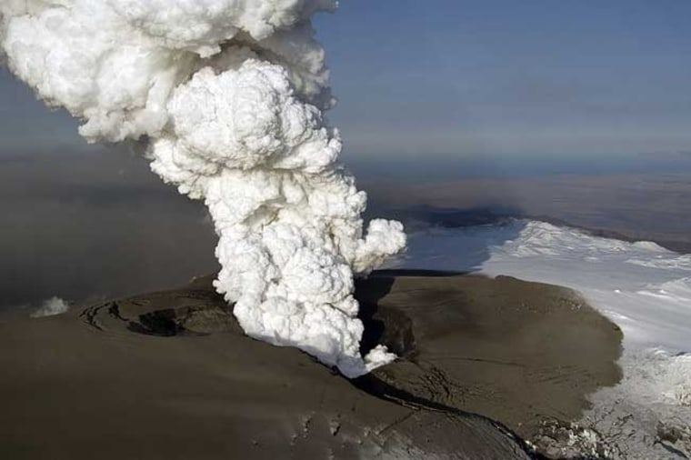 Image: Iceland Volcano