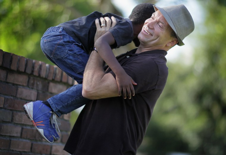 Image: Appeals Court Rules State Ban Adoption For Gays Unconstitutional