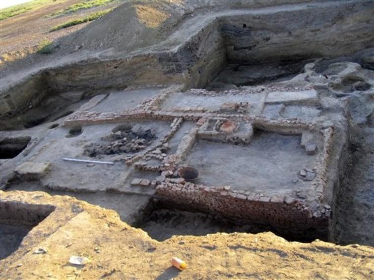 Image: Itil excavation