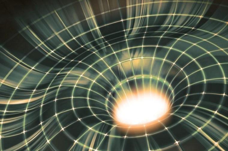 Image: Black hole