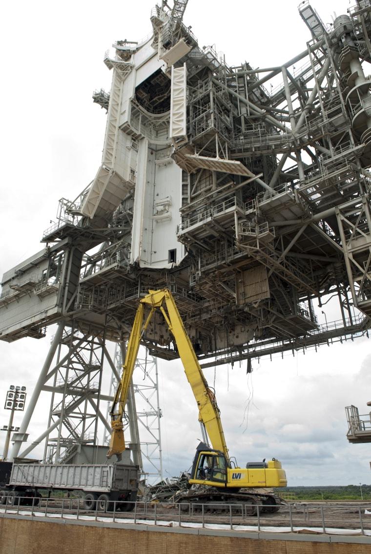Image: Launch Pad 39B