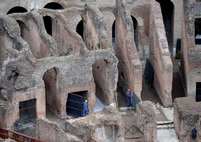 Image: Colosseum in Rome