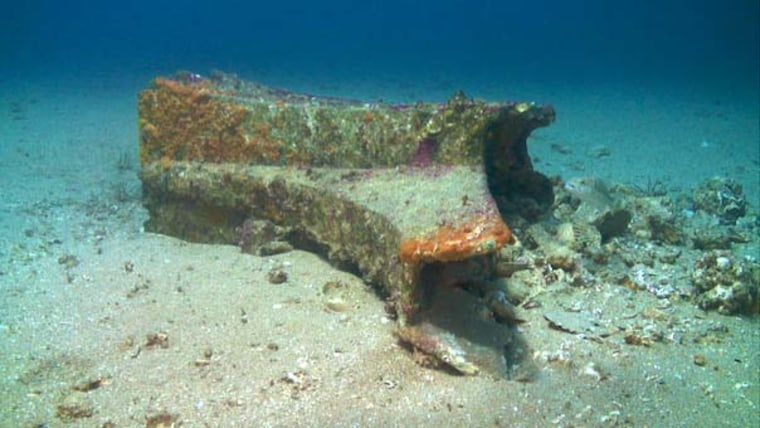 Image: Ram of an ancient warship