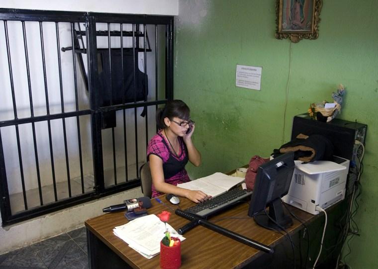 Image: Twenty year old criminology student, Mar