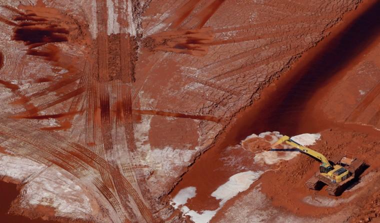 Image: Alcoa alumina plant in Point Comfort, Texas