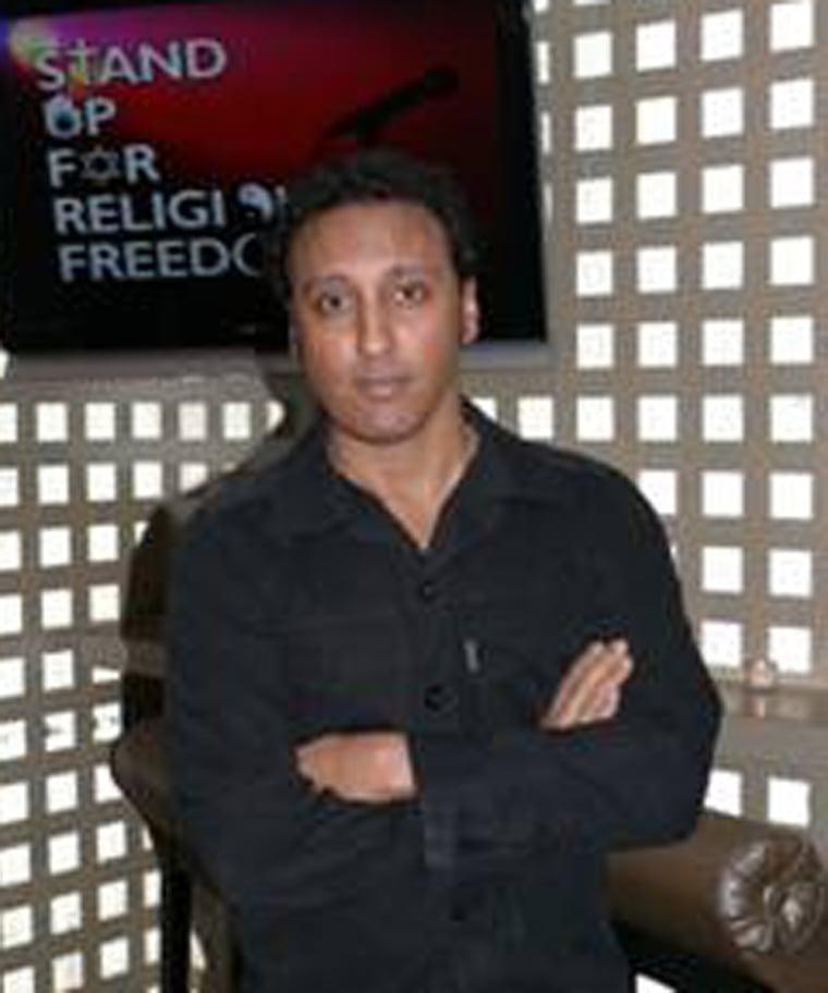 Image: Aasif Mandvi
