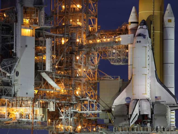 Image: Shuttle Discovery