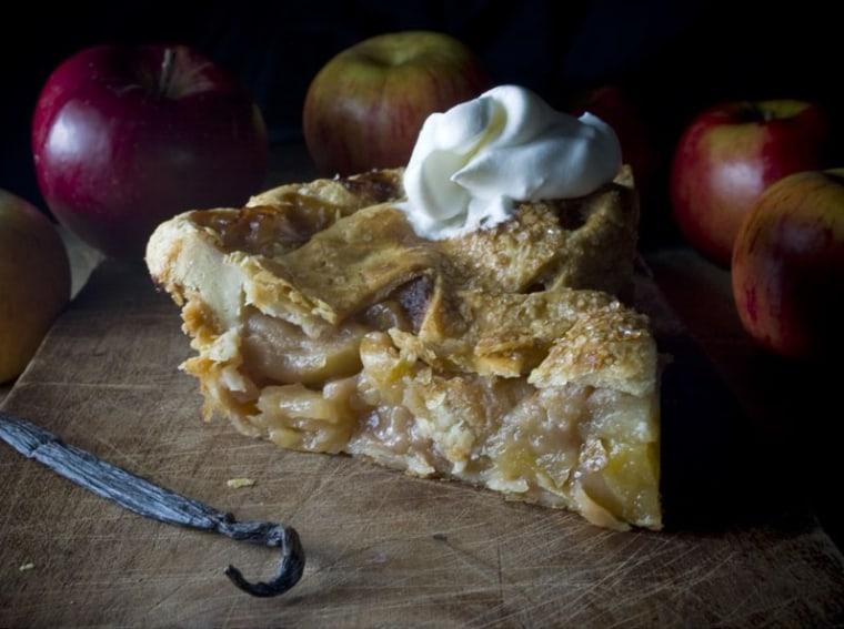 Image: apple pie
