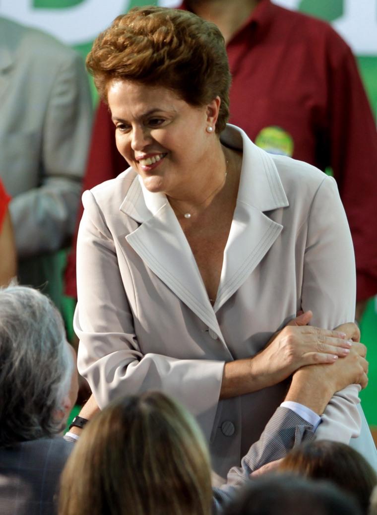 Image: Dilma Rousseff