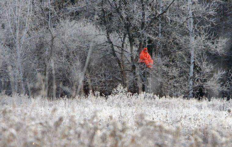 Image: Deer hunter