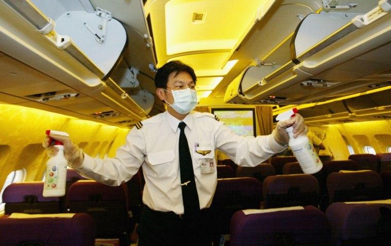 Image: SARS Thai Airlines
