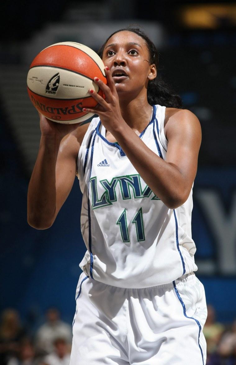 Indana Fever v Minnesota Lynx