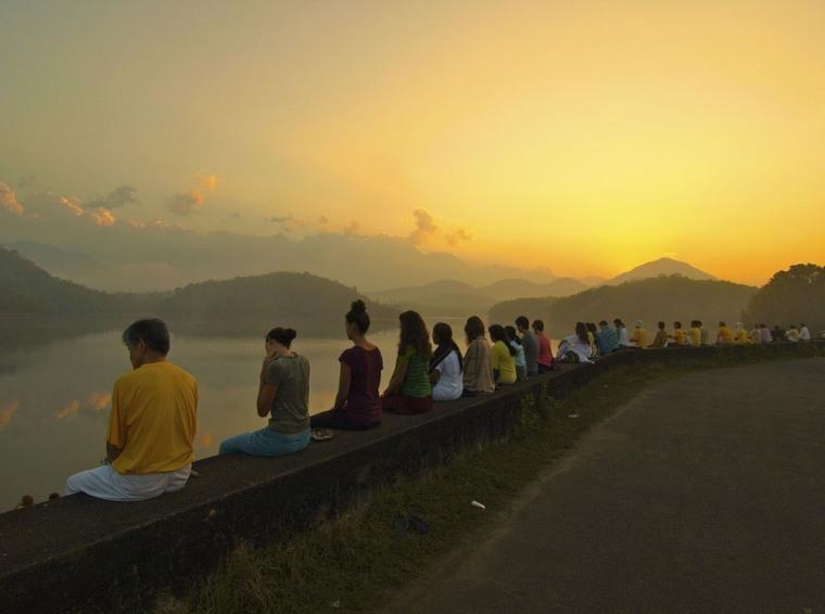 Image: Sivananda Yoga Vedanta Dhanwanthari Ashram