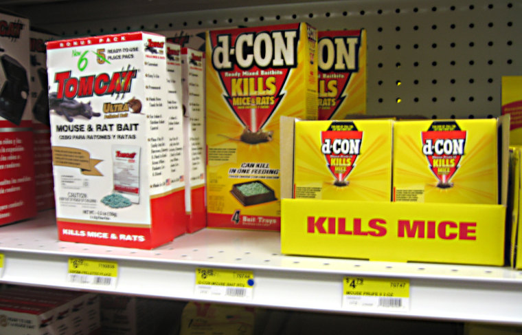 The multinational Reckitt Benckiser, which makes d-CON rat baits as well as a host of other consumer products, from Air Wick to Woolite, is challenging new regulations due to take effect in June 2011 that are intended to keep highly toxic second-generation rat poisons out of the hands of kids.
