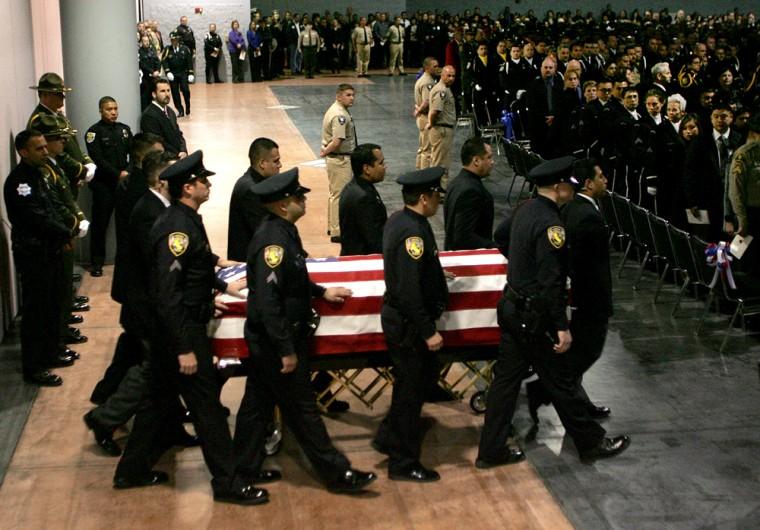 Javier Bejar Funeral