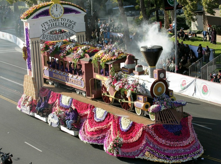 Image: 122nd Annual Tournament Of Roses Parade Presented By Honda