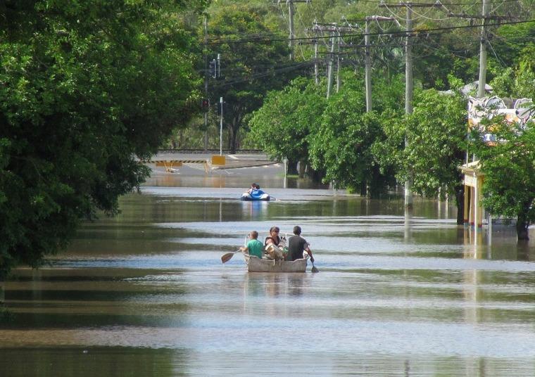 Image: Floods in Queensland