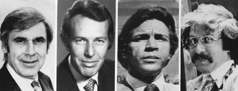 Leo Ryan., Robert Brown, Greg Robinson, Don Harris