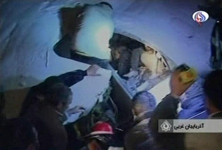 Image: IranAir passenger jet