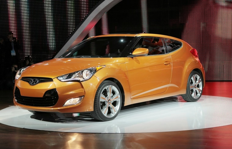 Image: Detroit Auto Show Previews Newest Car Models From Around The World