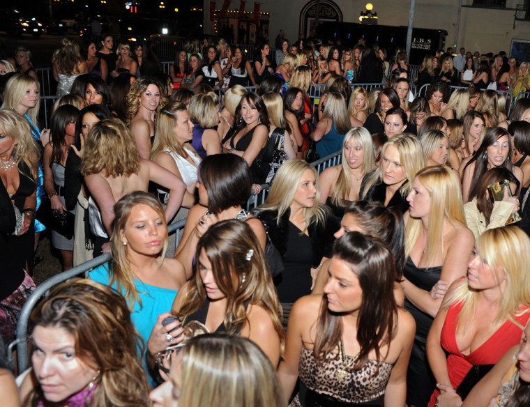 The Maxim Super Bowl Party 2009 - Inside