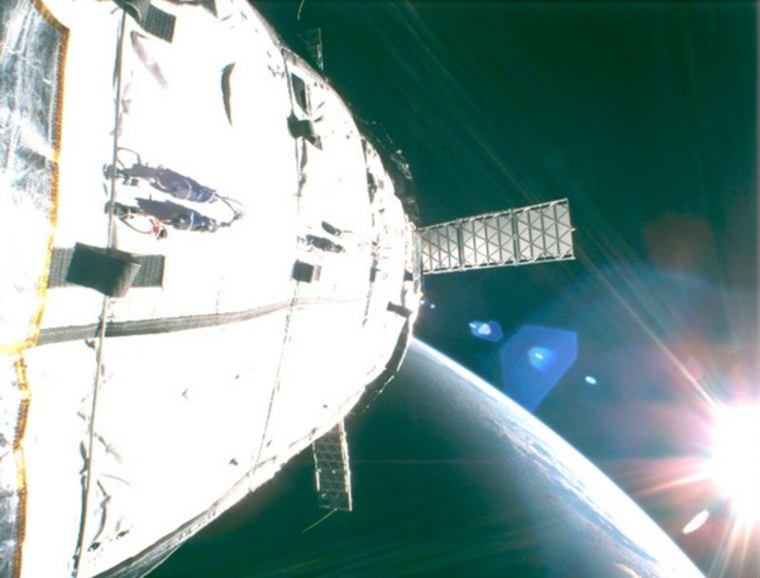 Bigelow's BEAM module is likely to be an upscale version of the already orbiting Genesis module — two of which have already flown into Earth orbit.