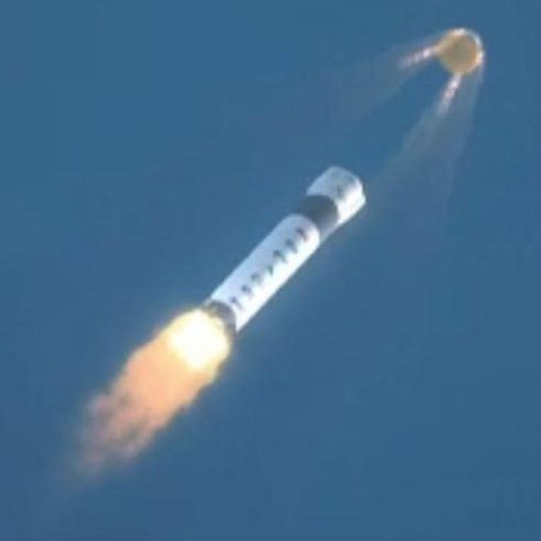 Image: Launch abort system