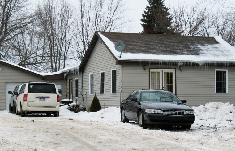 Image: The home of Amy Henslee