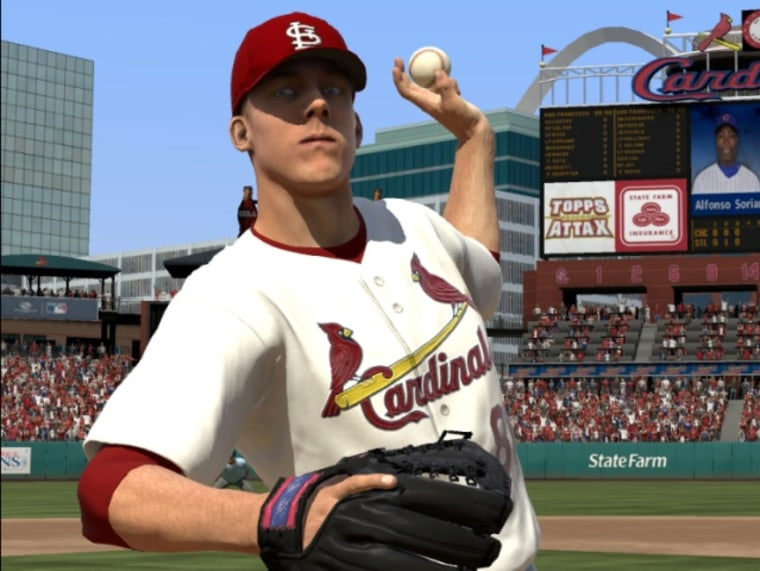 "Thanks to ""MLB The Show,"" Hans Smith gets to play baseball for his favorite team — the St. Louis Cardinals. This year's version of the video game will include settings that enable certain gameplay assistances so that even those who can't fully manipulate a PS3 DualShock controller, can play all modes of ""MLB 11 The Show."""