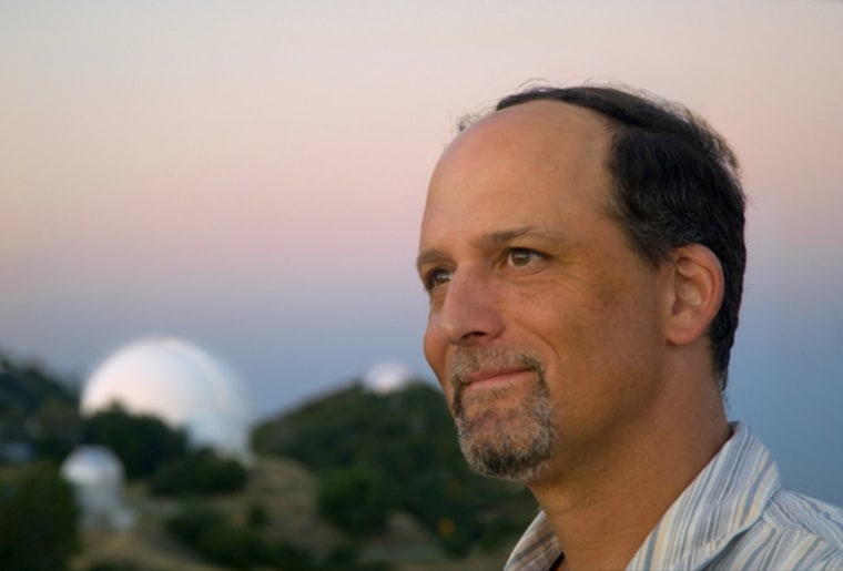 Astronomer Geoff Marcy has had a hand in discovering more alien planets than anyone else.