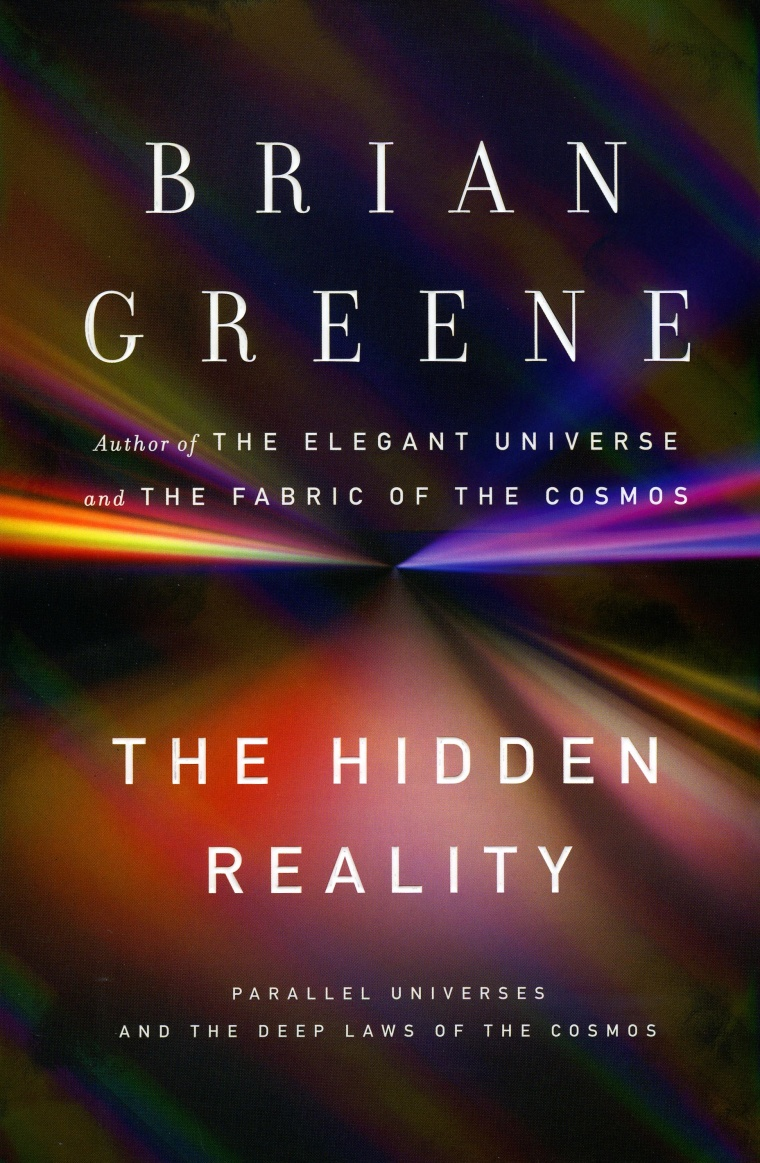 """Image: """"Hidden Reality"""" cover"""