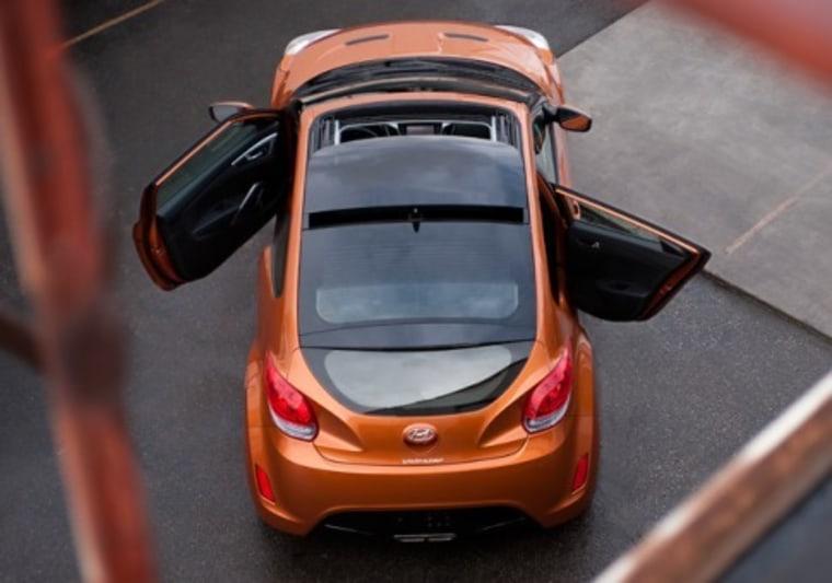 Image: Hyundai Veloster