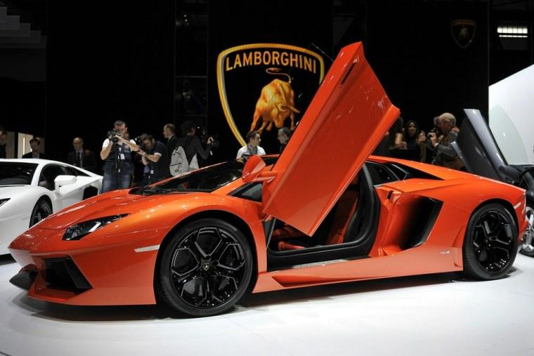 Image: CORRECTION NAME- Lamborghini Aventador L