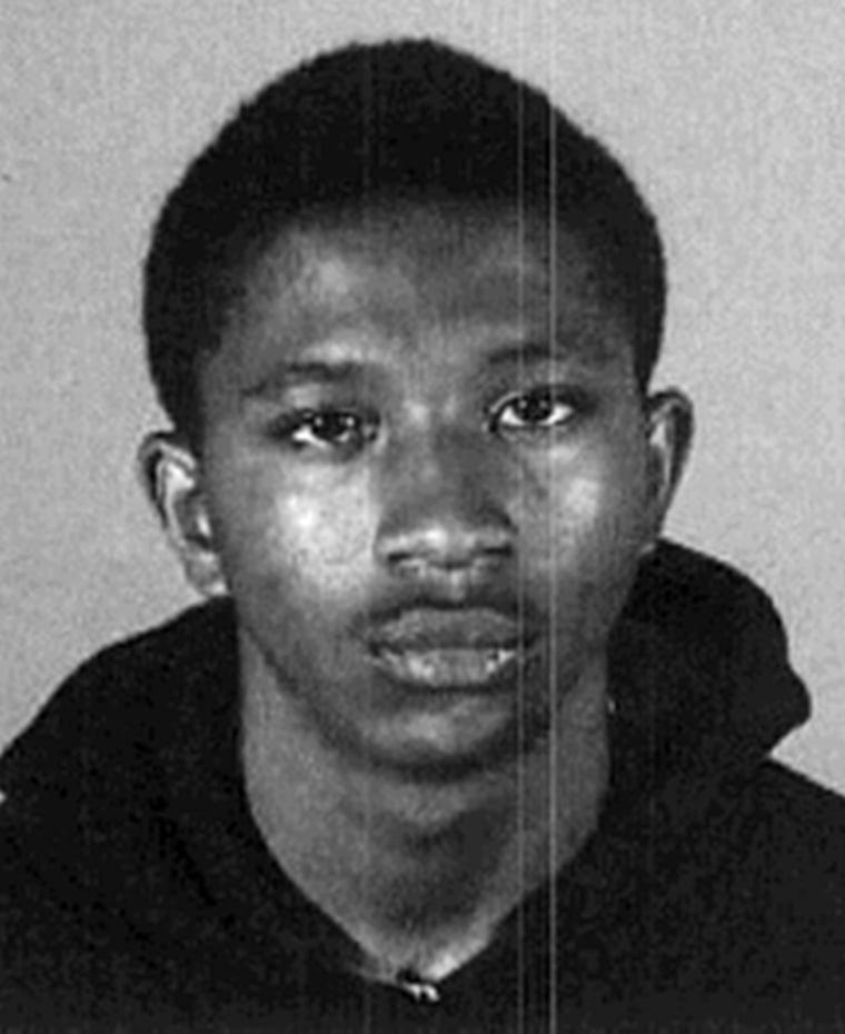 Image: Suspect Michael Sykes
