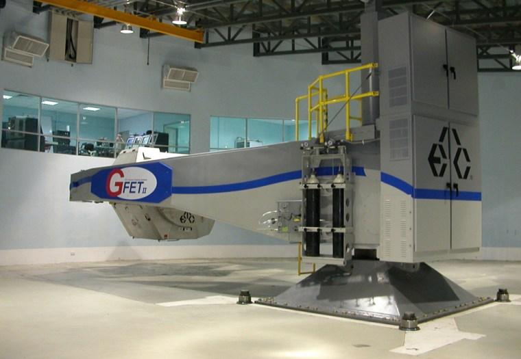 Image: Space Training Center