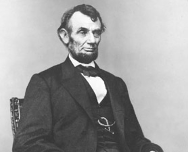 """""""Mr. Lincoln's religion is too well known to me to allow of even a shadow of a doubt; he is or was a Theist & a Rationalist, denying all extraordinary— supernatural inspiration or revelation,"""" William Herndon wrote in a letter signed Feb. 4, 1866, a year after Lincoln's assassination."""