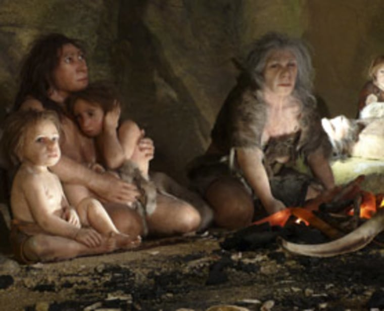 """A few dozen Neanderthal burials from Western Europe, Eastern Europe and Southwest Asia have been documented. Such discoveries have been called """"extraordinarily uncommon."""""""