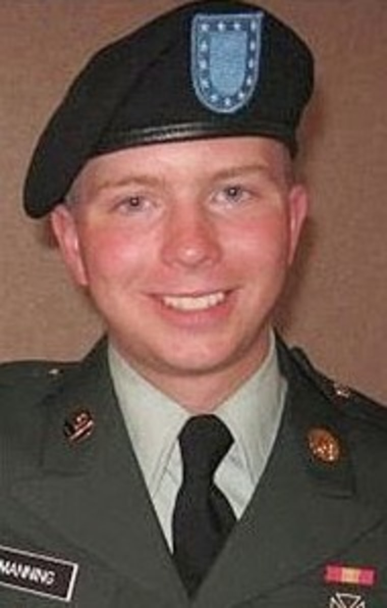 Image: Army Specialist Bradley Manning faces 22 new charges