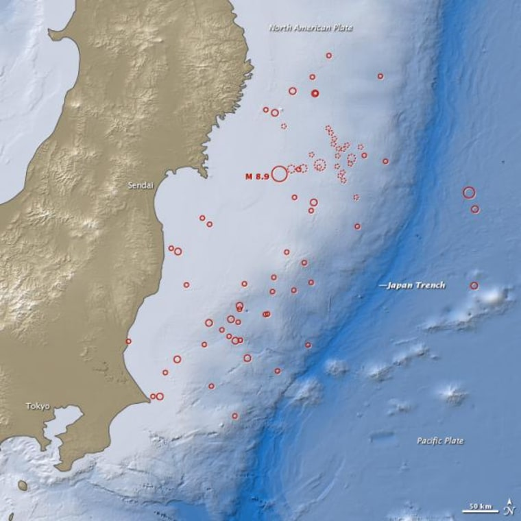 The first two hours of Japan's massive magnitude-9.0 earthquake has revealed surprising information about how such huge earthquakes rupture.