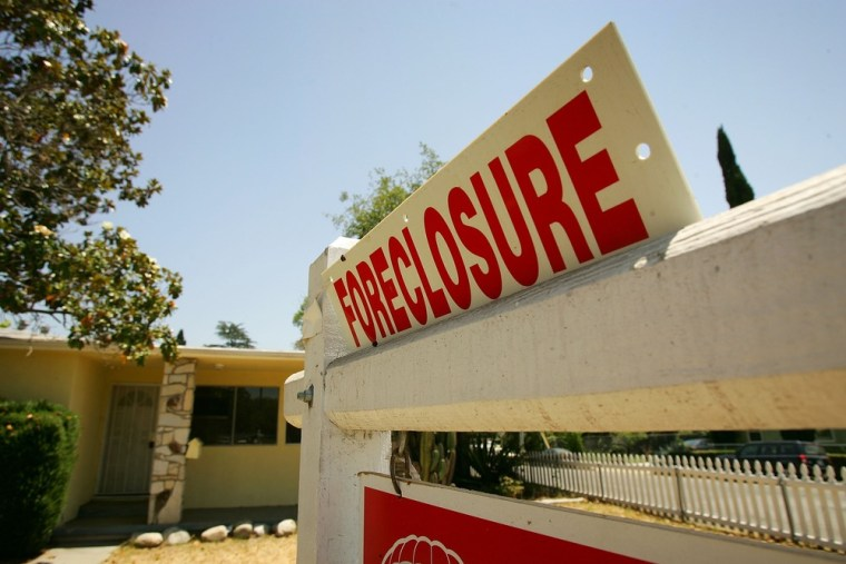 Image: Foreclosed home for sale