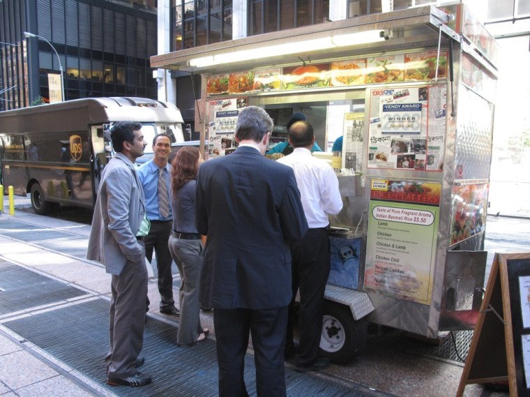 Image: Food cart