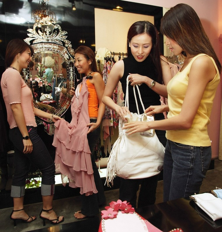 Image: Tax-free shopping in Singapore