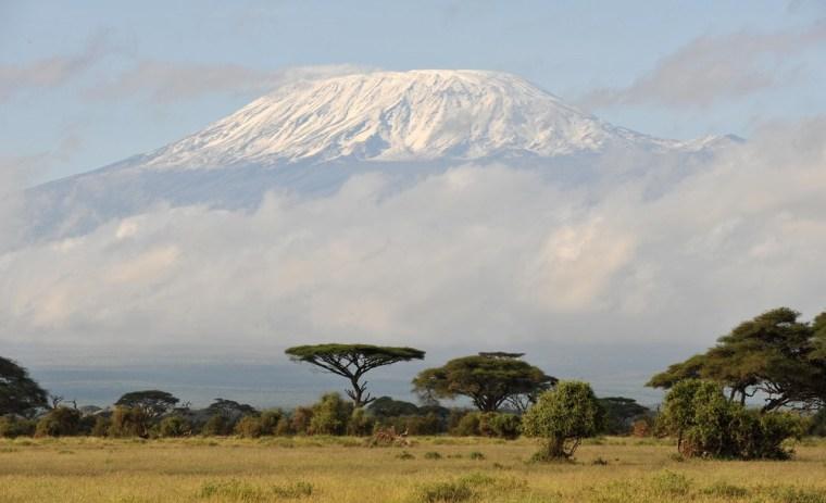 Image: Mount Kilimanjaro