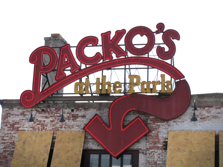 Image: Tony Packo's restaurant,