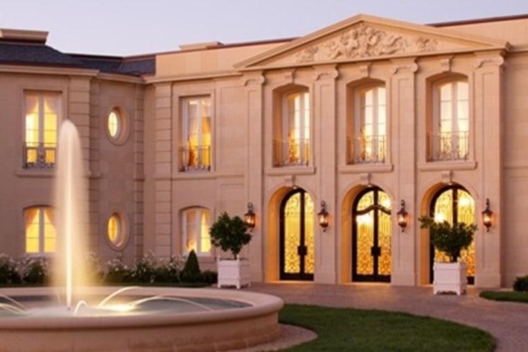 Image: Yuri Milner mansion