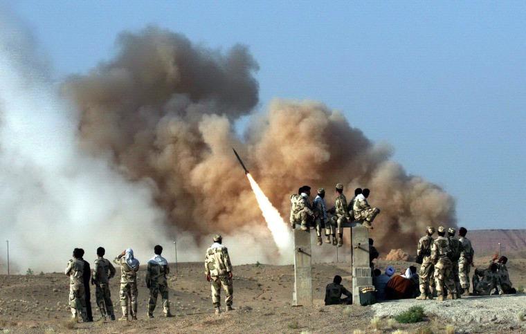 Image: Iran's missiles can target Israel, US Afghan bases