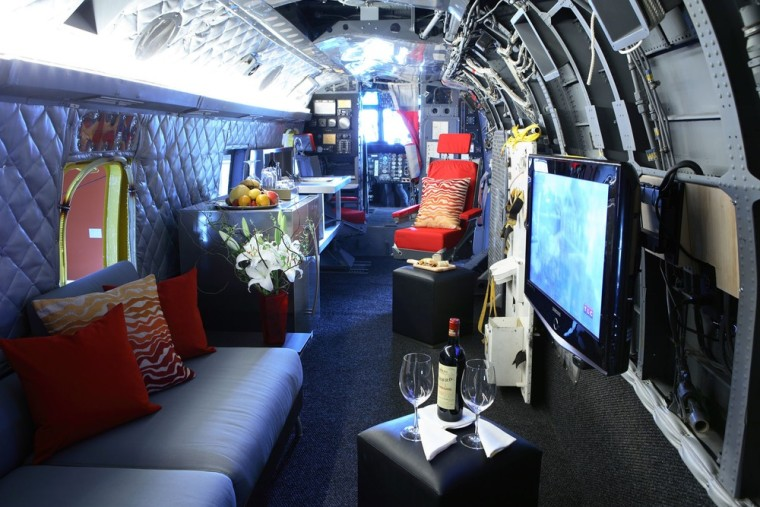 Image: HELICOPTER Cottage